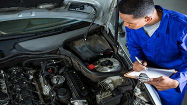 Car service track record